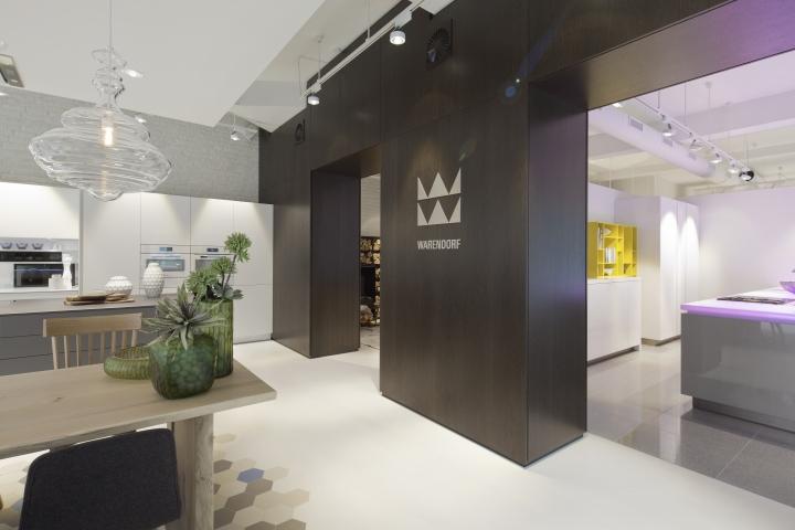Warendorf flagship store by Blocher Blocher Shops, Düsseldorf – Germany