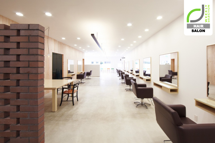 Hair Salons In : ... Design Blog ? HAIR SALONS! knothair hair salon by ninkipen