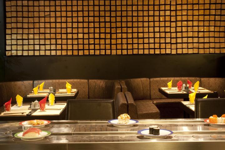 Akasaka japanese restaurant by schiavello architects for Akasaka japanese cuisine