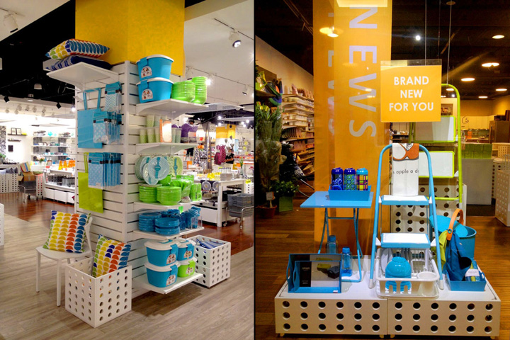 Home Living Shop aino living store 2014 theme malaysia retail design