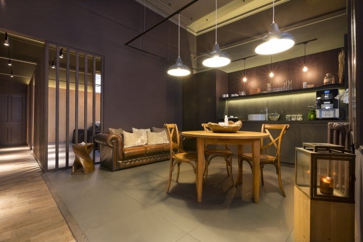 Aveda Lifestyle Salon Amanda Marsden By Reis Design