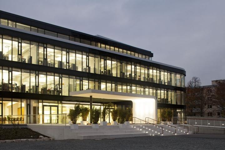 bgv office by design2sense karlsruhe germany retail