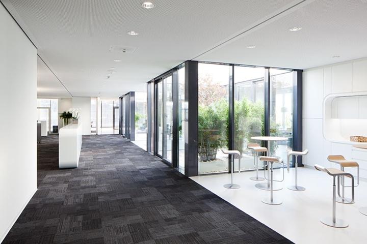 Retail design blog bgv office by design2sense karlsruhe for Designer karlsruhe