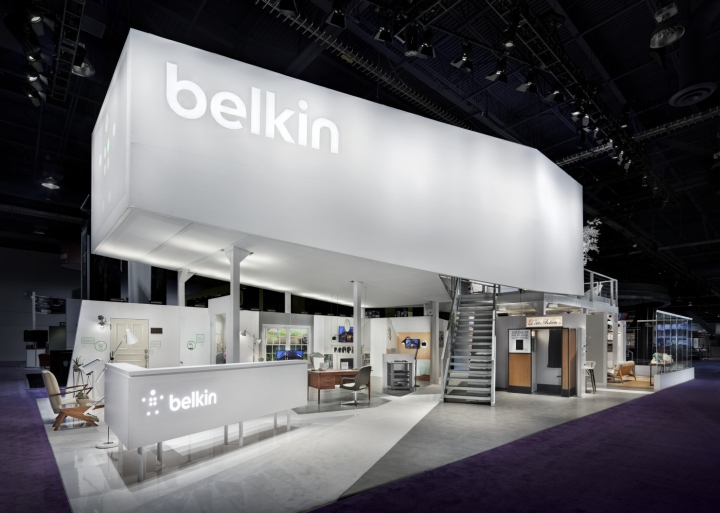belkin office. Belkin Also Wanted A Showroom For Their Innovative Home, Office, Mobile,  And Automotive Products. Catalyst Created An Engaging, Vignette Approach To Belkin Office