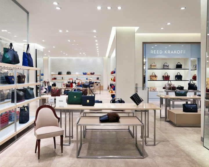 luxury flagship store by michelgroup istanbul turkey retail