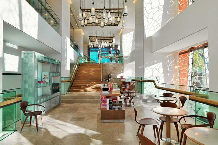 Beymen luxury flagship store by Michelgroup, Istanbul – Turkey