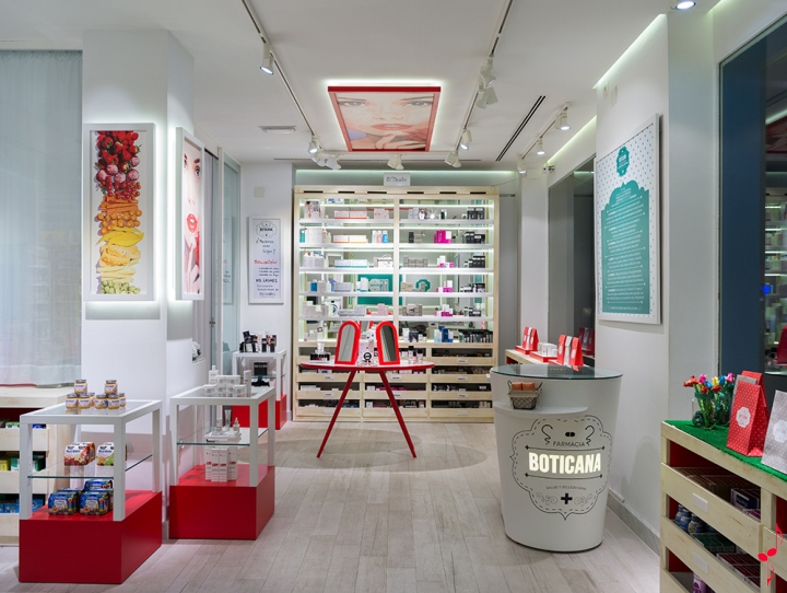 187 Boticana Pharmacy By Marketing Jazz Ja 233 N Spain
