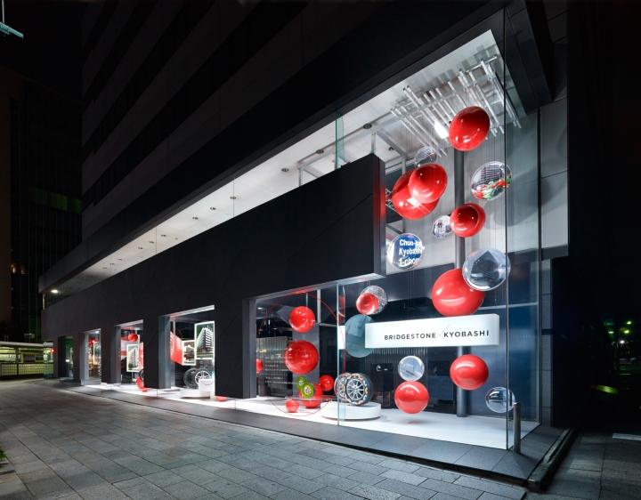 187 Bridgestone Communication Space By Waltz Tokyo