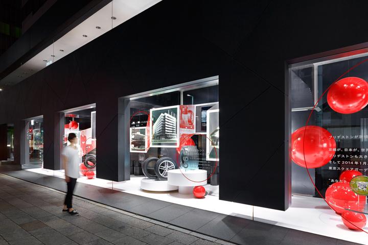 Bridgestone 187 Retail Design Blog