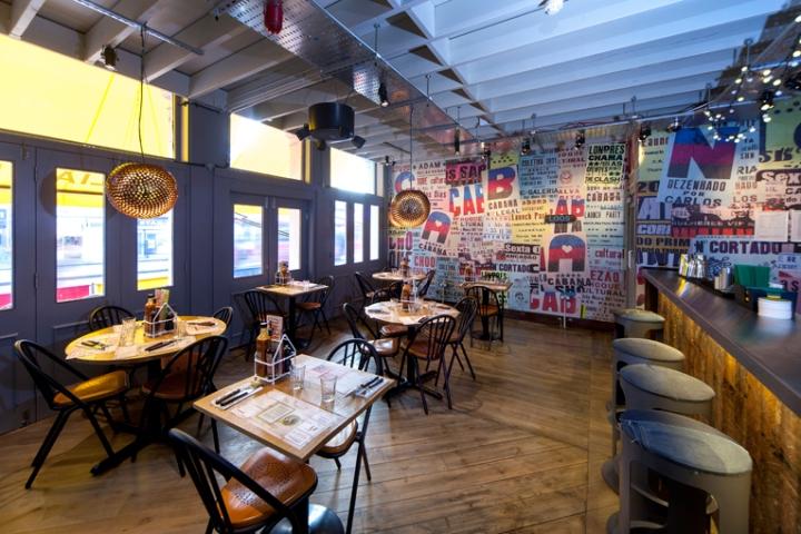 187 Cabana Brasilian Barbecue Restaurant London Uk