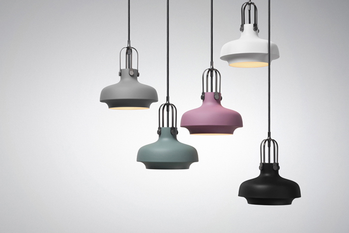 Netindustrial Modern Lighting : Copenhagen Pendant by Space Copenhagen for &tradition » Retail Design ...