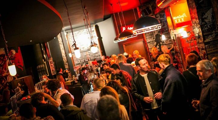 Datbar bar restaurant by dirty hands newcastle uk