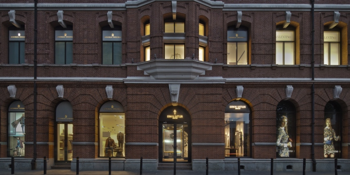 187 Erwin Sattler Boutique By J Amp Co Design Shanghai China