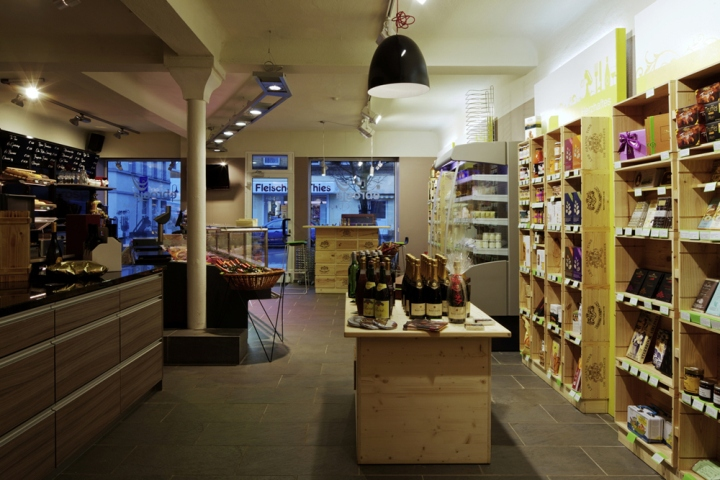 Ebrosia Gourmet Food Store By Design2sense Delitzsch Germany