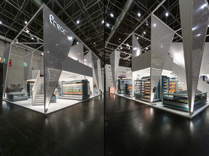 euroshop d sseldorf 2014 freor by a01 architektai retail design blog. Black Bedroom Furniture Sets. Home Design Ideas