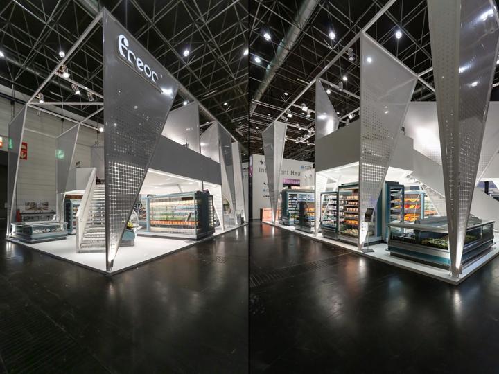 euroshop d sseldorf 2014 freor by a01 architektai retail design blog. Black Bedroom Furniture Sets. Home Design Ideas