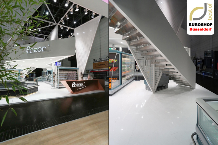 Euroshop D Sseldorf 2014 Freor By A01 Architektai