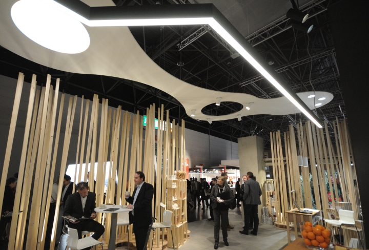 euroshop d sseldorf 2014 intra lighting retail design blog. Black Bedroom Furniture Sets. Home Design Ideas