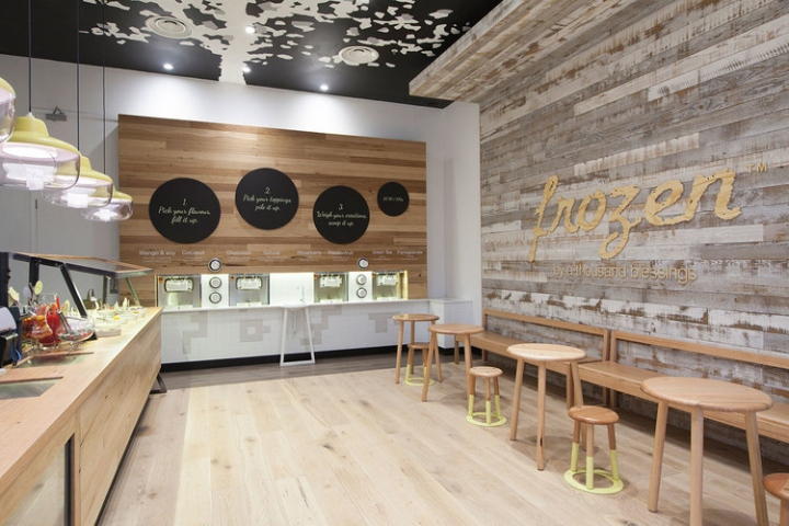 Frozen By A Thousand Blessings Store By Kalliopi Vakras Architects Melbourne Retail Design Blog