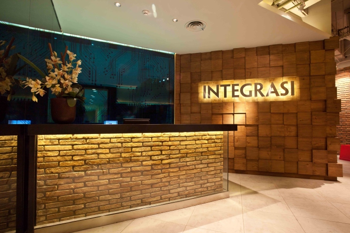 Integrasi Solutions Office By Metaphor Jakarta