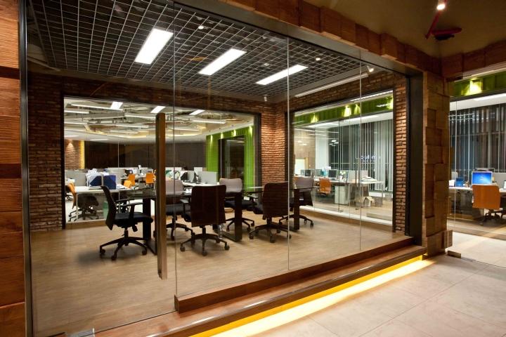 Integrasi solutions office by metaphor jakarta for Office design jakarta