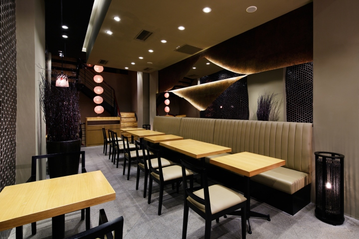 Kishin ramen dining restaurant by fan inc ho chi minh
