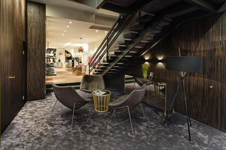 la donna fashion store by heikaus regensburg germany. Black Bedroom Furniture Sets. Home Design Ideas