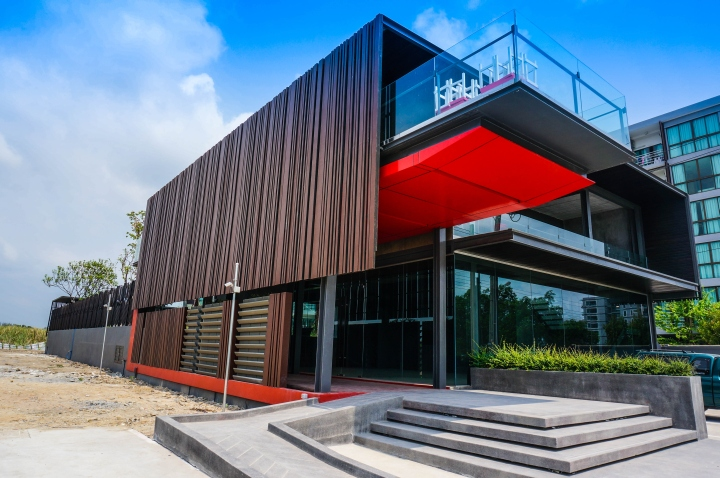 Landmark Residence Sport Club By Mada Bangkok Thailand