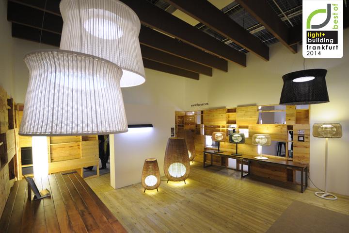 light building 2014 frankfurt bover bover lighting