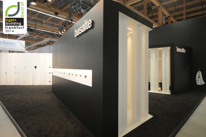 retail design blog light building 2014 frankfurt basalte. Black Bedroom Furniture Sets. Home Design Ideas