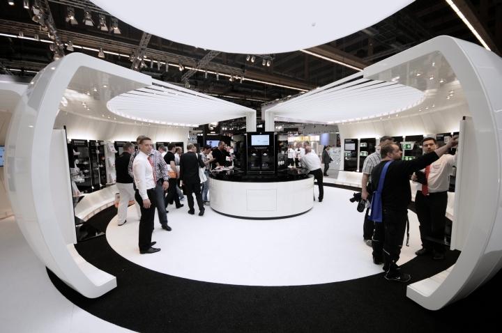 Exhibition Stand Builders Nottingham : Light building frankfurt esylux retail design