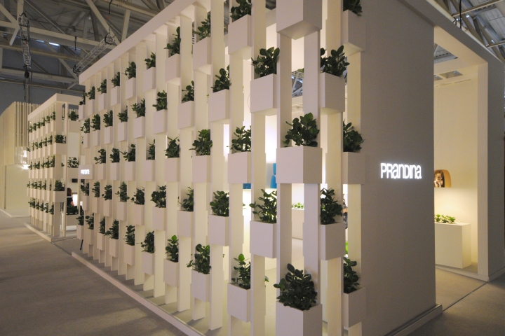 Light Building 2014 Frankfurt Prandina Retail Design
