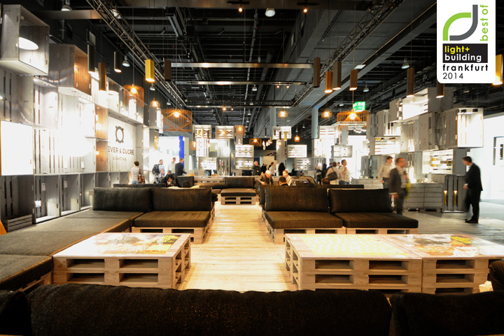 light building 2014 frankfurt wever ducr the vm space. Black Bedroom Furniture Sets. Home Design Ideas