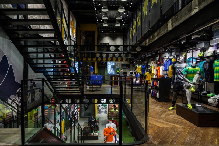 Nike football only store Rio de Janeiro Brazil 02 Nike football only store, Rio de Janeiro   Brazil