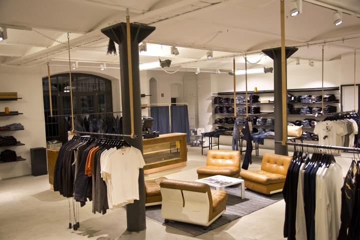 187 Nudie Jeans Repair Shop Berlin Germany