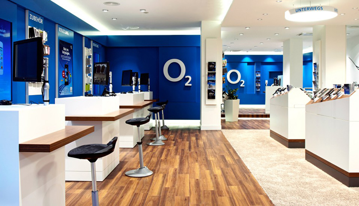 o2 marketplace flagship store by hartmannvonsiebenthal. Black Bedroom Furniture Sets. Home Design Ideas