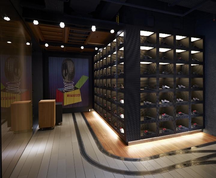Pirelli Pzero Flagship Store Milano Italy 187 Retail