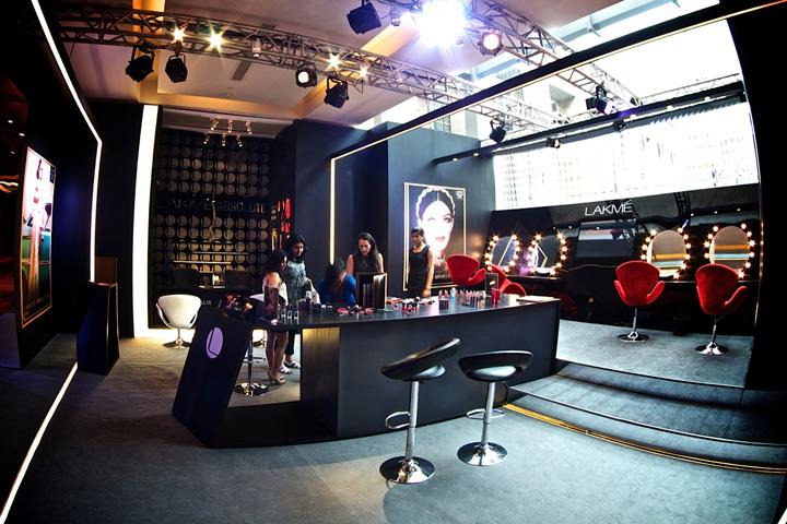187 Pro Stylist Lounge At Lakm 233 Fashion Week By Figments Inc