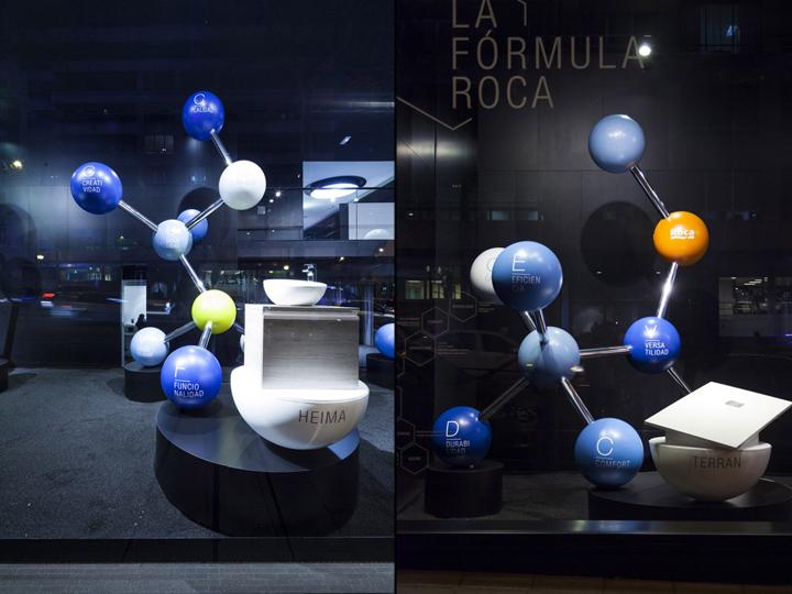 showroom roca