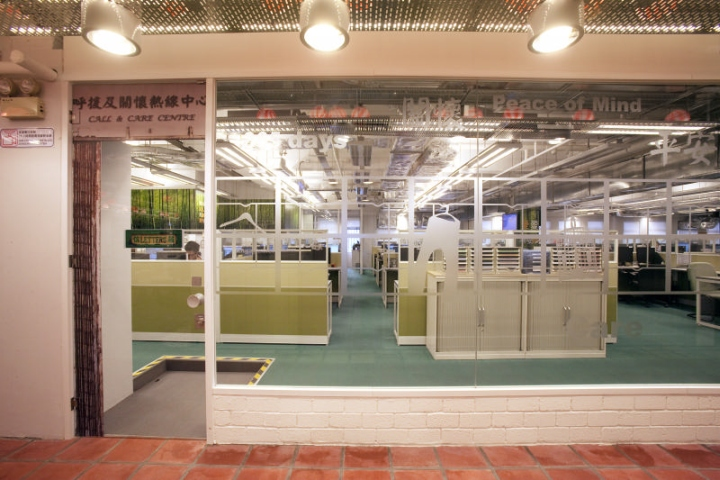 Senior Citizen Home Safety Association By Clifton Leung Design Workshop Hong Kong Retail