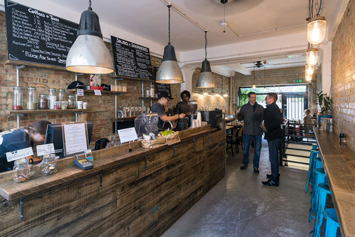 The Good Life Eatery By Coupdeville Architects London
