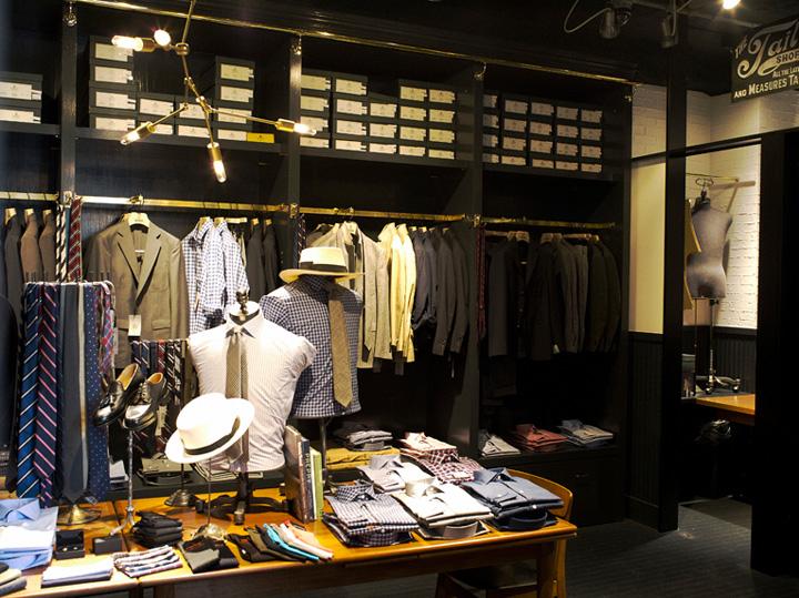 187 Todd Snyder Store Tokyo Japan