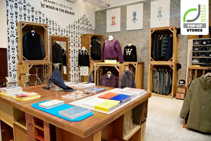 187 Pop Up Stores Wood Wood Pop Up Store Seoul South Korea