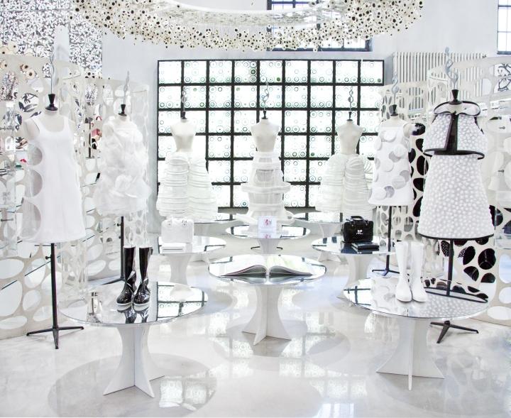 10 Corso Como fashion store, Milan Italy