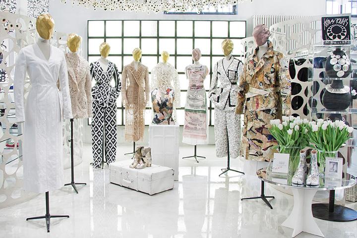 10 corso como fashion store milan italy for Store design milano