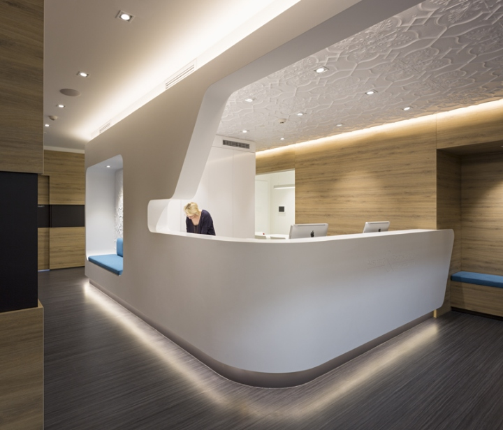 CLINIC DESIGN A amp R Plastic Surgery By BASE Architecture