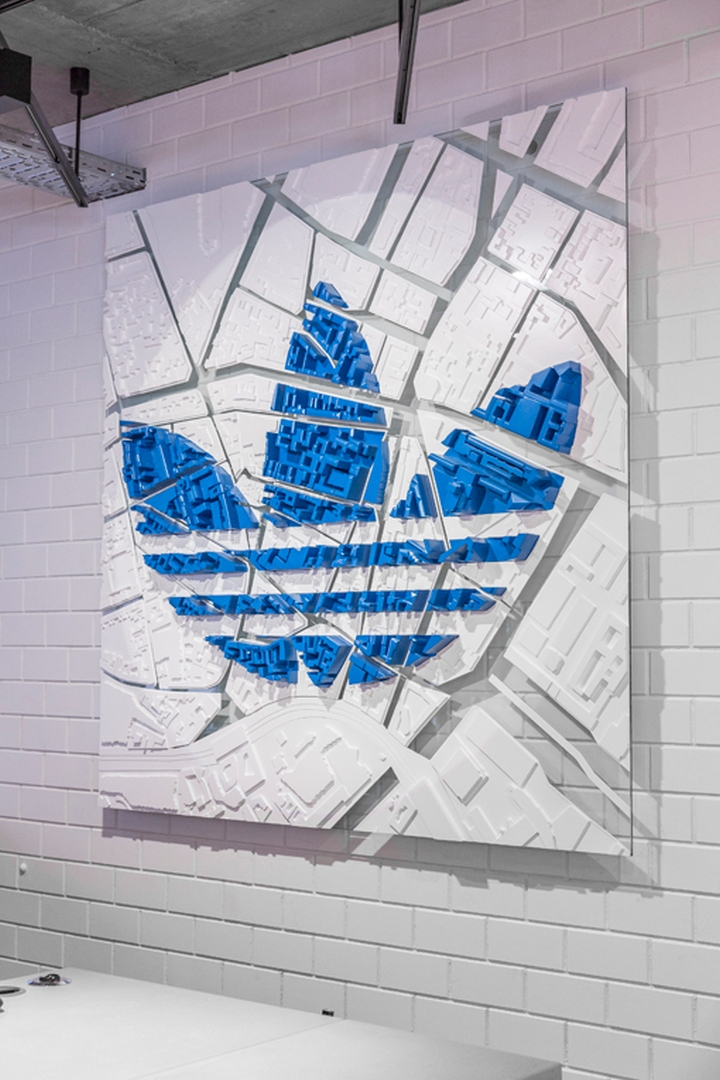 adidas originals flagship store berlin germany retail design blog. Black Bedroom Furniture Sets. Home Design Ideas