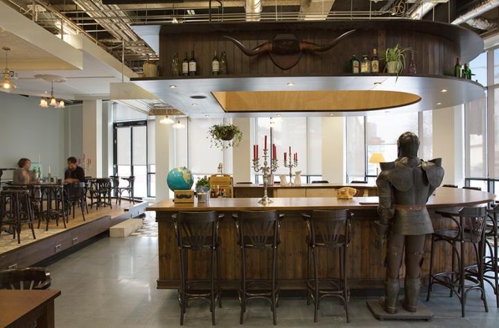 airbnb office by heneghan peng dublin ireland retail