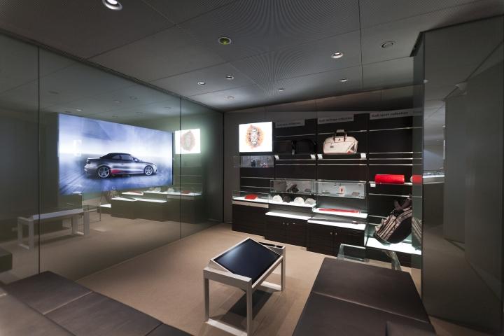 187 Audi City Showroom By Design4retail London Uk