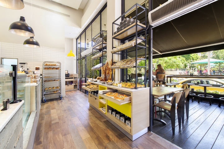 Bakers bakery by Studio 180 Tel Aviv Israel 03 Bakers bakery by Studio 180, Tel Aviv   Israel